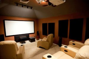 10 Best Home Theater Seating [ 2021 ]